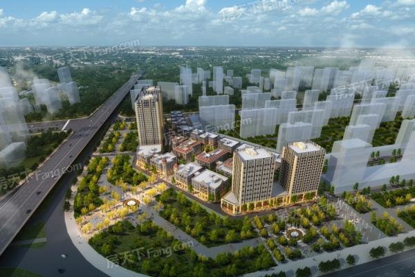 绿地中央广场Ⅱ期·黑龙江空港经济商务中心